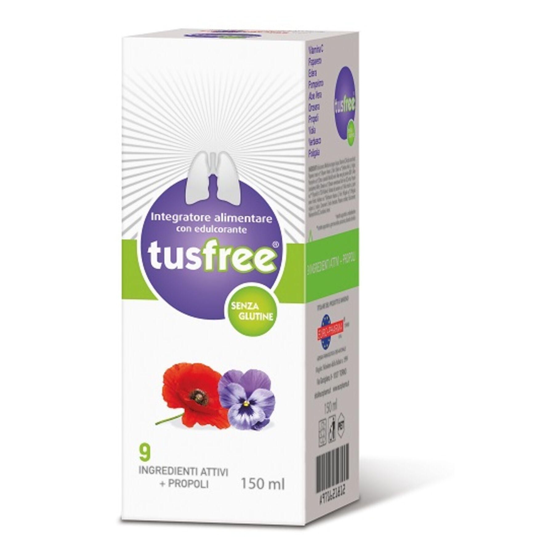 euro-pharma srl tusfree 150 ml