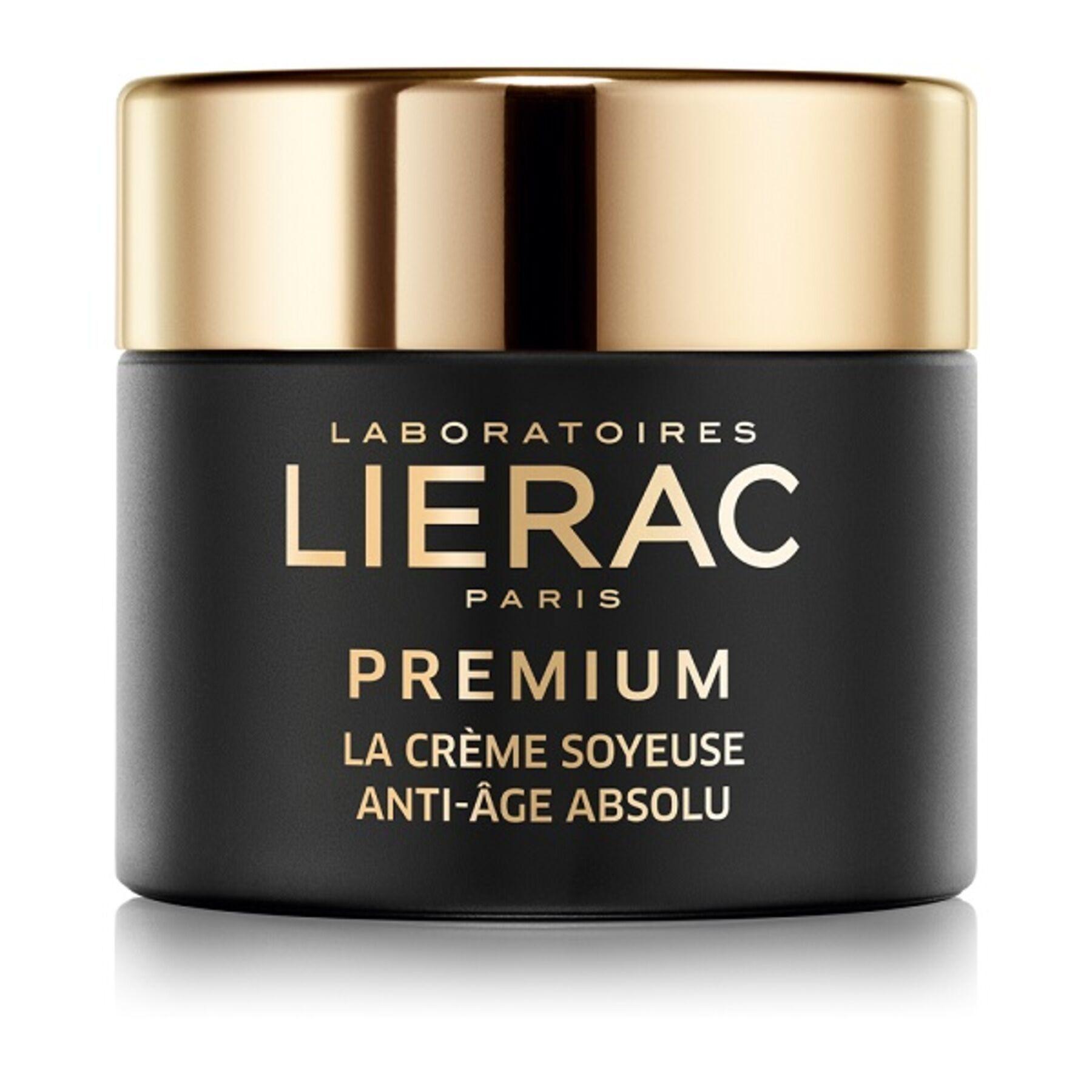 lierac (laboratoire native it) premium la creme soyeuse 50 ml