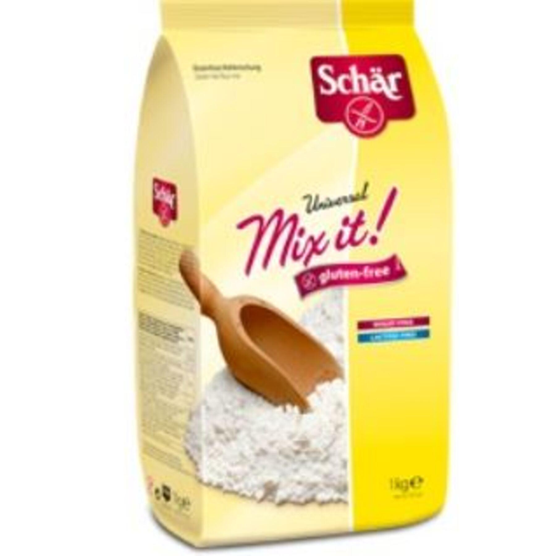 dr.schar spa schar mix it farina universale 1 kg