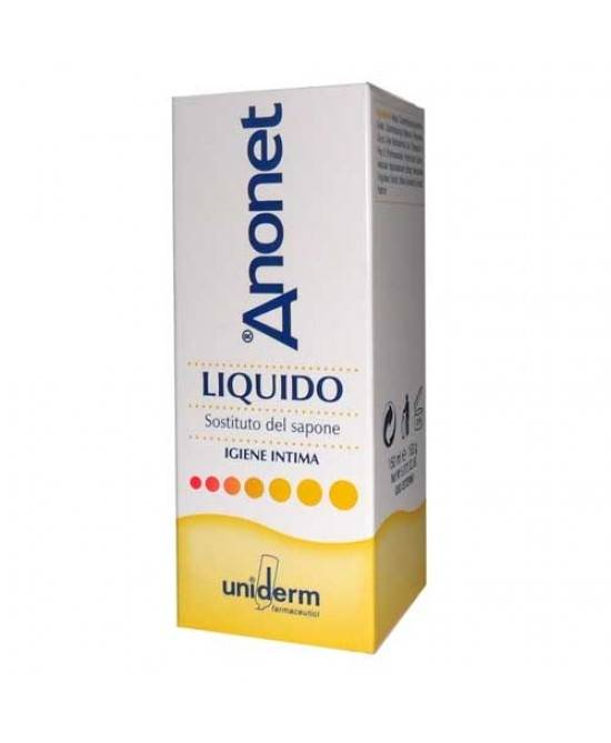 uniderm anonet detergente intimo liquido (150 ml)