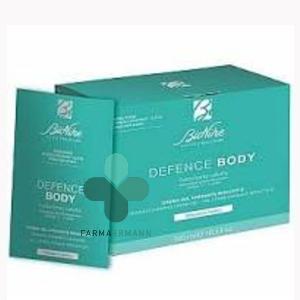 bionike defence body trattamento cellulite crema gel drenante riducente senza iodio (30 bustine)