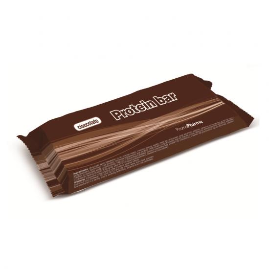 promopharma dimagra protein bar barretta proteica al cioccolato (45 g)