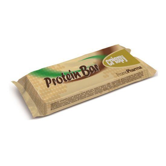 promopharma dimagra protein bar crispy barretta proteica (45 g)