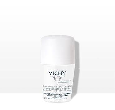 vichy deodorante pelle sensibile o depilata roll on (50 ml)