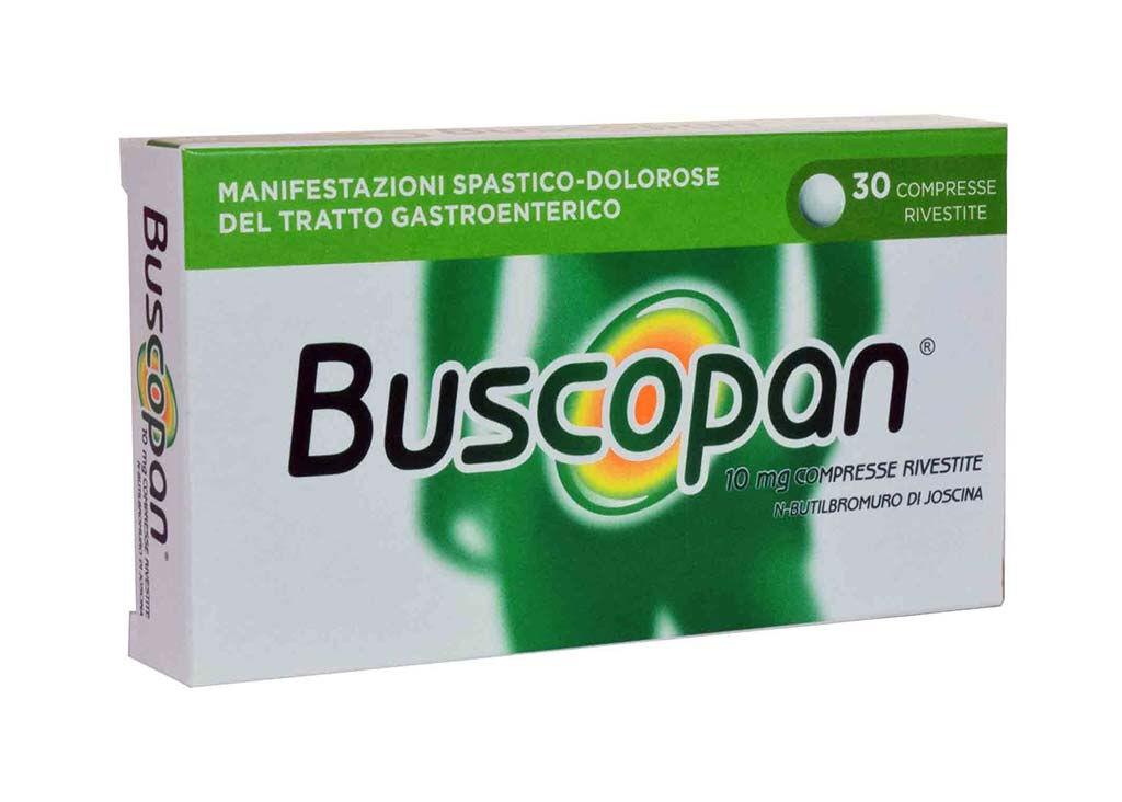 Sanofi Buscopan 10mg (30 cpr rivestite)