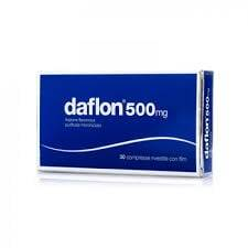 Daflon 500mg (30 cpr rivestite)