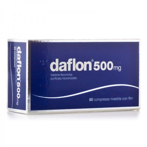 Daflon 500mg (60 cpr rivestite)