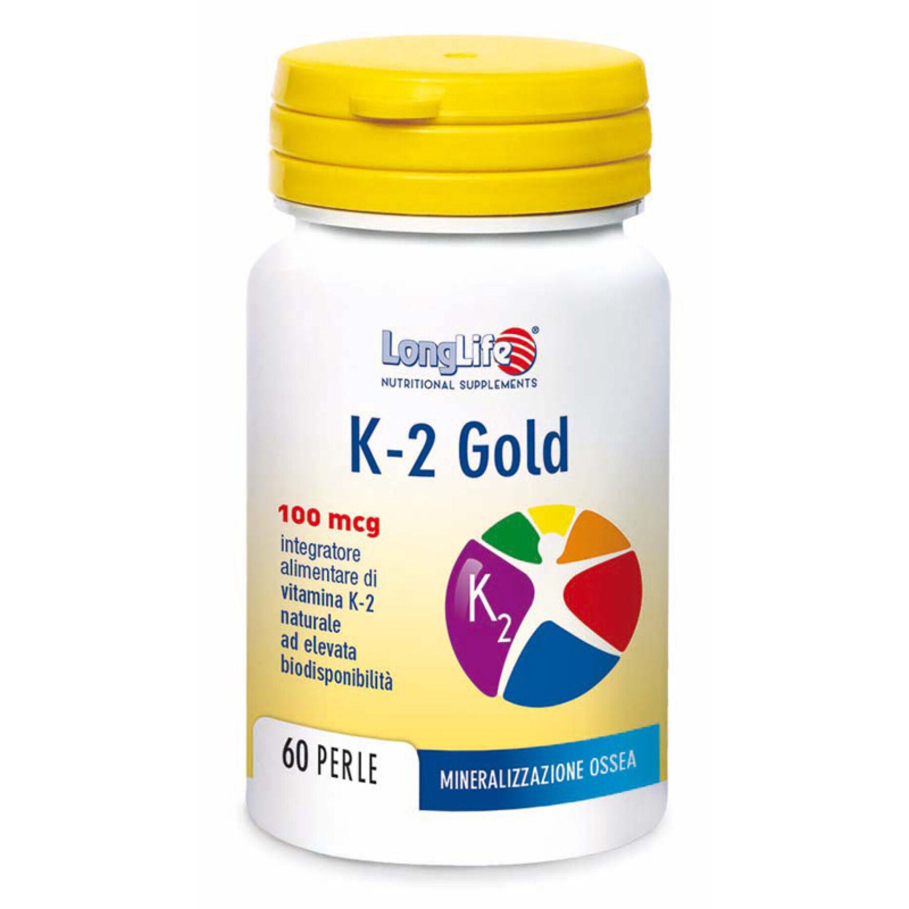 Phoenix Longlife k-2 gold 60 perle