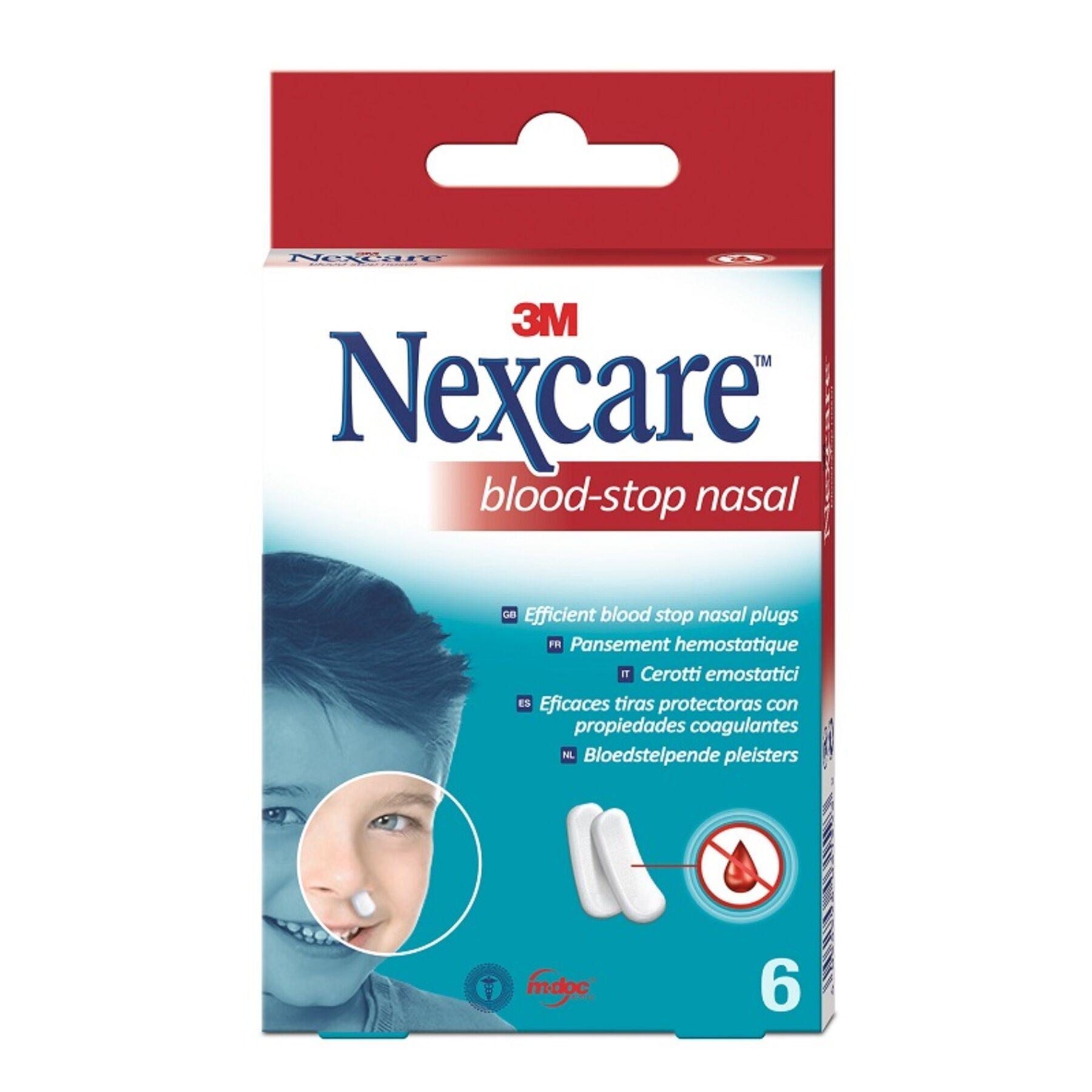 3M Tamponi nasali 3m nexcare blood stop n1700np 6 pezzi