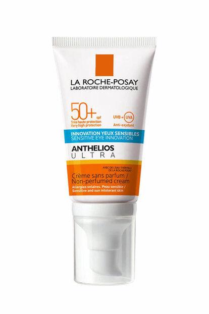 La Roche Posay Anthelios Ultra Crema solare viso senza profumo spf50+ per pelle con intolleranze solari (50 ml)
