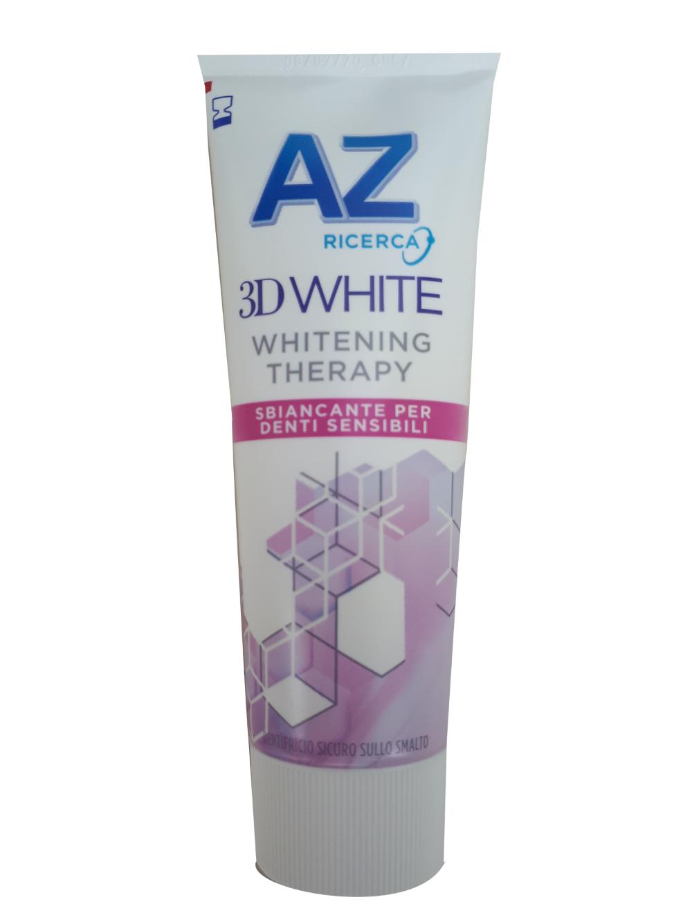 Procter & Gamble AZ 3D White whitening therapy dentifricio sbiancante per denti sensibili (75 ml)