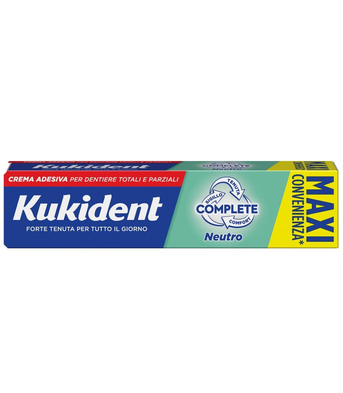 Procter & Gamble Kukident Neutro Complete crema adesiva per protesi dentali (70 g)
