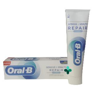 Procter & Gamble Oral B Professional gengive & smalto repair dentifricio classico (85 ml)