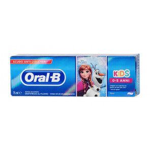 Procter & Gamble Oral B Kids dentifricio Disney 0-5 anni gusto menta (75 ml)