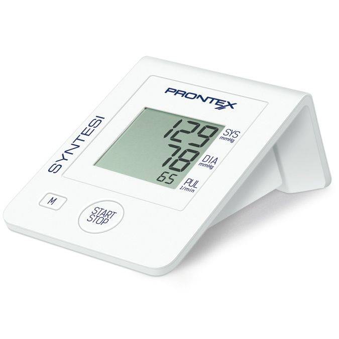Safety Prontex Syntesi misuratore di pressione digitale completamente automatico