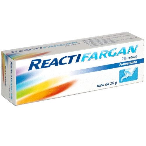 Johnson & Johnson ReactiFargan 2% crema (20 g)