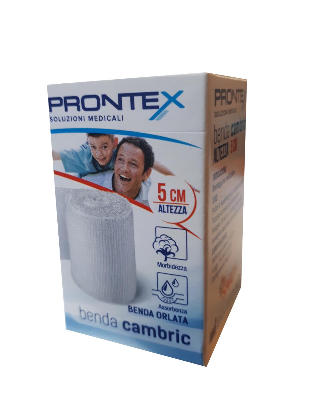 Safety Prontex Cambric Benda orlata h5cm