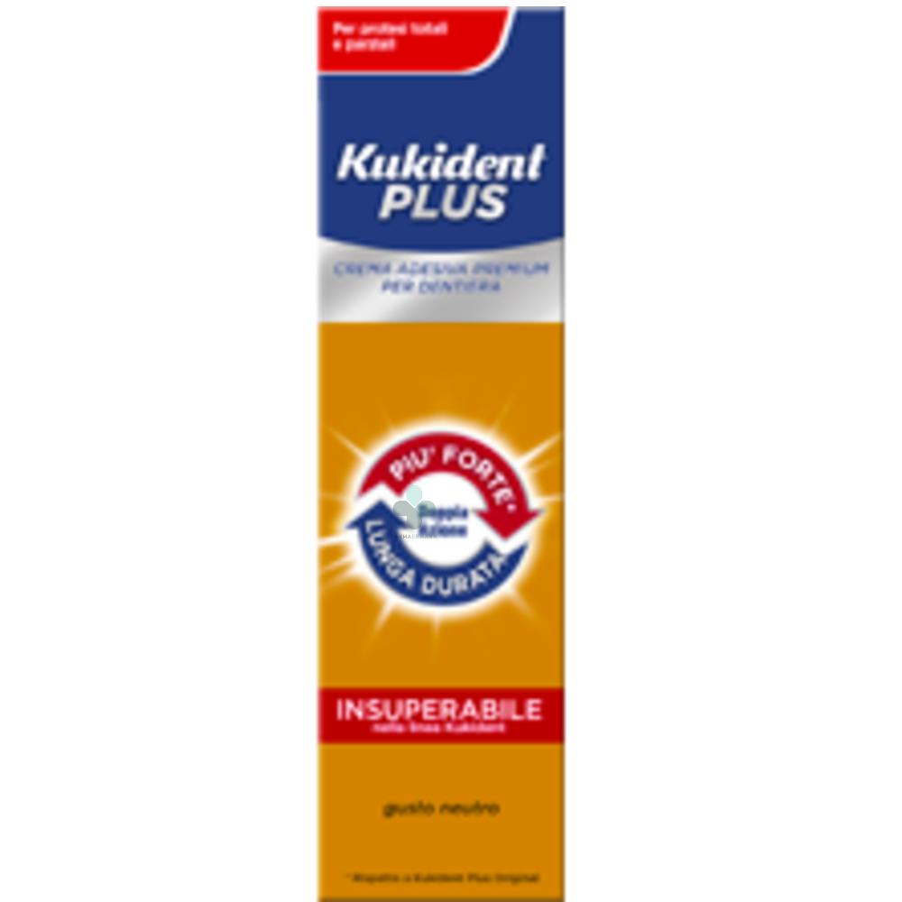 Procter & Gamble Kukident Doppia Azione Crema adesiva per dentiere insuperabile (40 g)