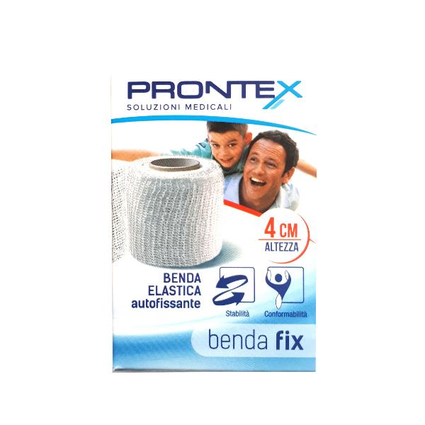 Safety Benda Fix benda elastica autofissante (altezza 4 cm)