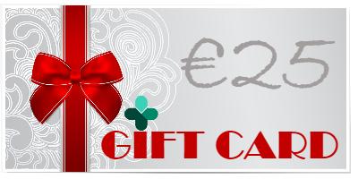 Gift Card - Buono Regalo €25