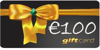 Gift Card - Buono Regalo €100