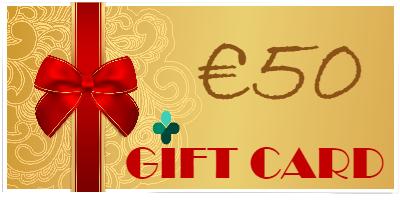 Gift Card - Buono Regalo €50