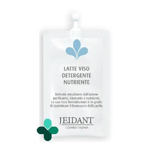 Jeidant Latte detergente nutriente viso (10 ml)