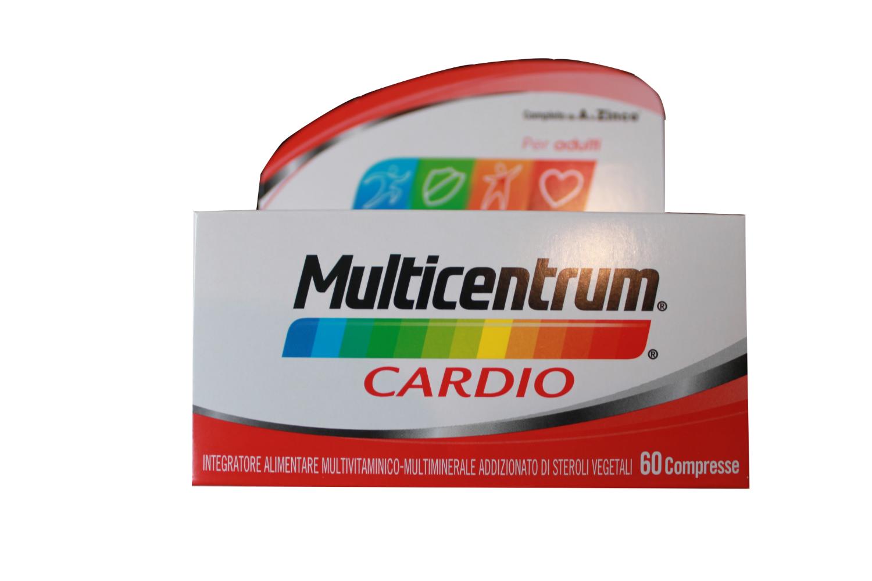 Pfizer Multicentrum Cardio cuore e colesterolo (60 cpr)