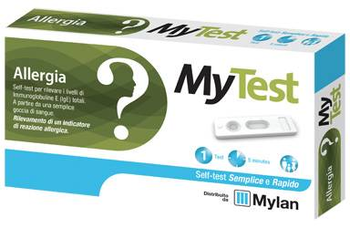 Mylan MyTest Allergia self test (kit completo)