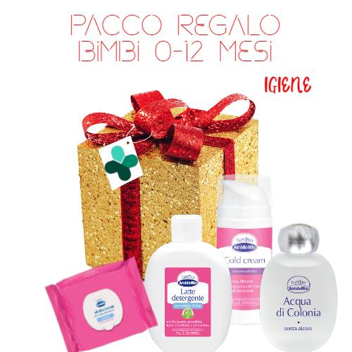 Zeta farmaceutici Pacco regalo BIMBI 0-12 mesi edizione limitata
