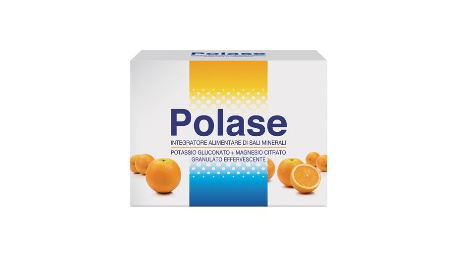 Pfizer Polase Classico effervescente Arancia (12 bustine)