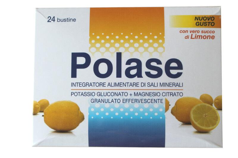 Pfizer Polase Classico effervescente con vero succo Limone (24 bustine)