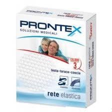 Safety Prontex Rete elastica testa torace coscia n°3 (1pz)