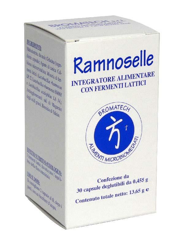 Ramnoselle fermenti lattici (30 capsule deglutibili)