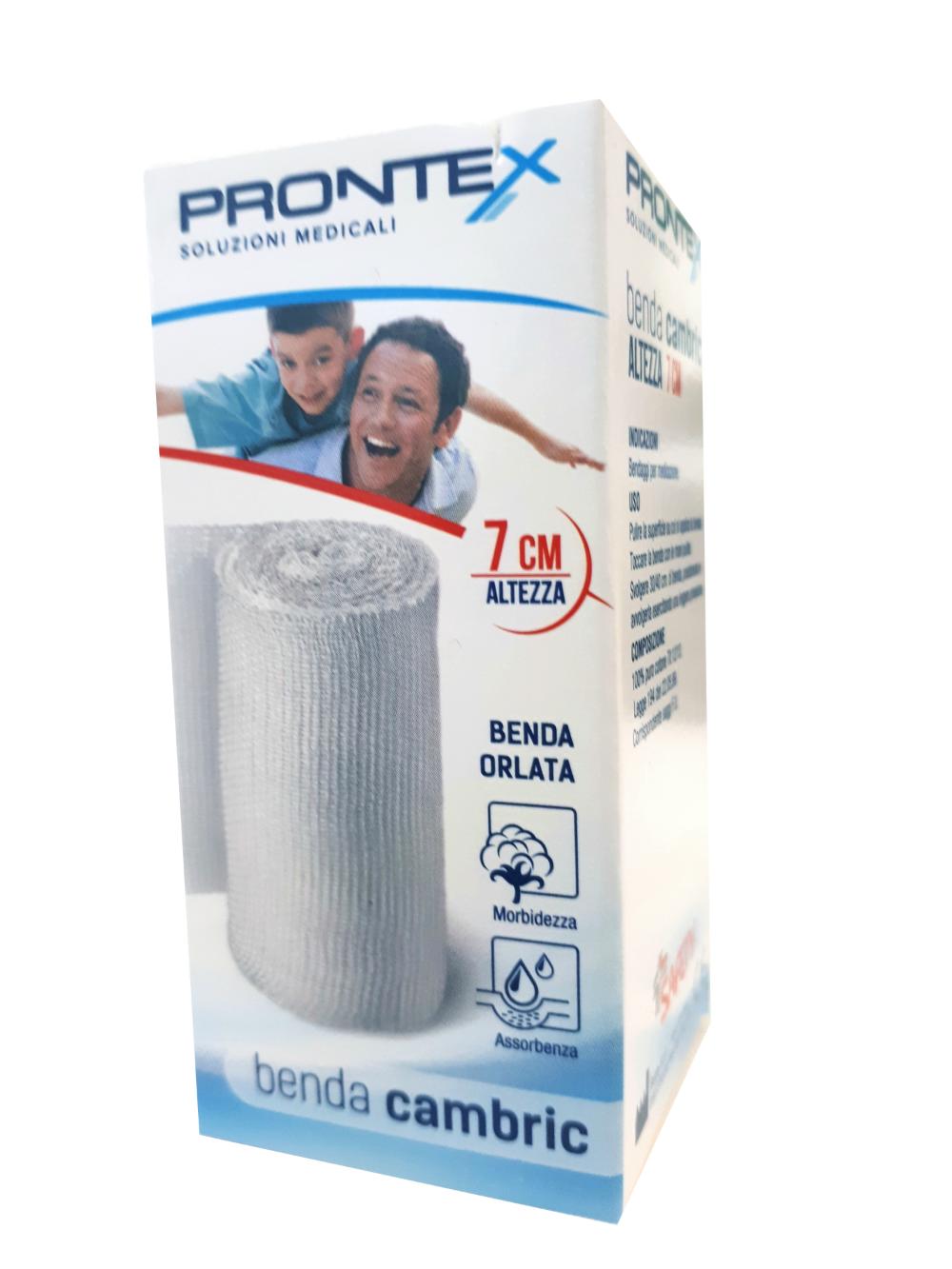 Safety Prontex Cambric benda orlata H7cm