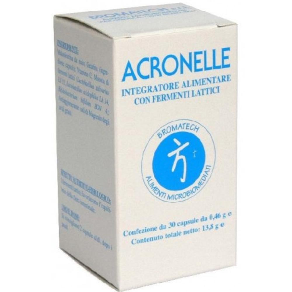 Bromatech Acronelle fermenti lattici (30 capsule)