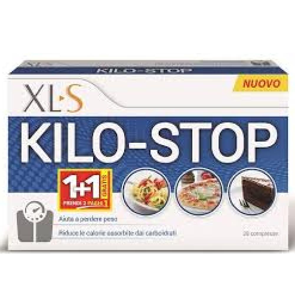 perrigo xl-s kilo stop integratore favorente la perdita di peso (28 compresse+ 28 compresse omaggio)