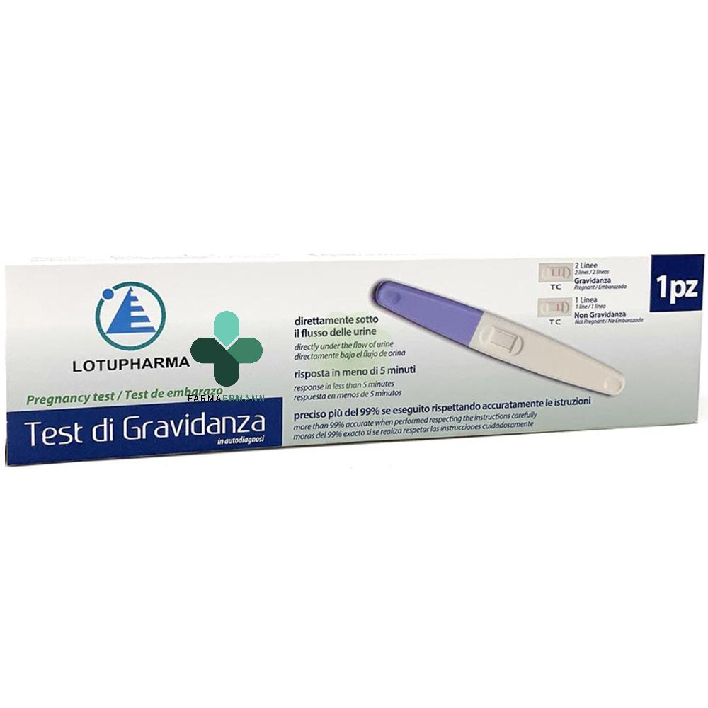 Lotupharma Test di gravidanza (1 pz)