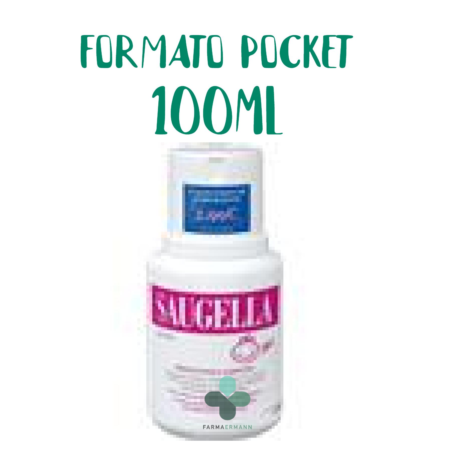 Mylan Saugella Girl detergente intimo per bambine e pre adolescenti (formato pocket 100 ml)