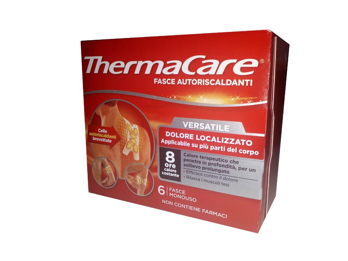 Pfizer Thermacare Versatile per dolore localizzato (6 fasce monouso)