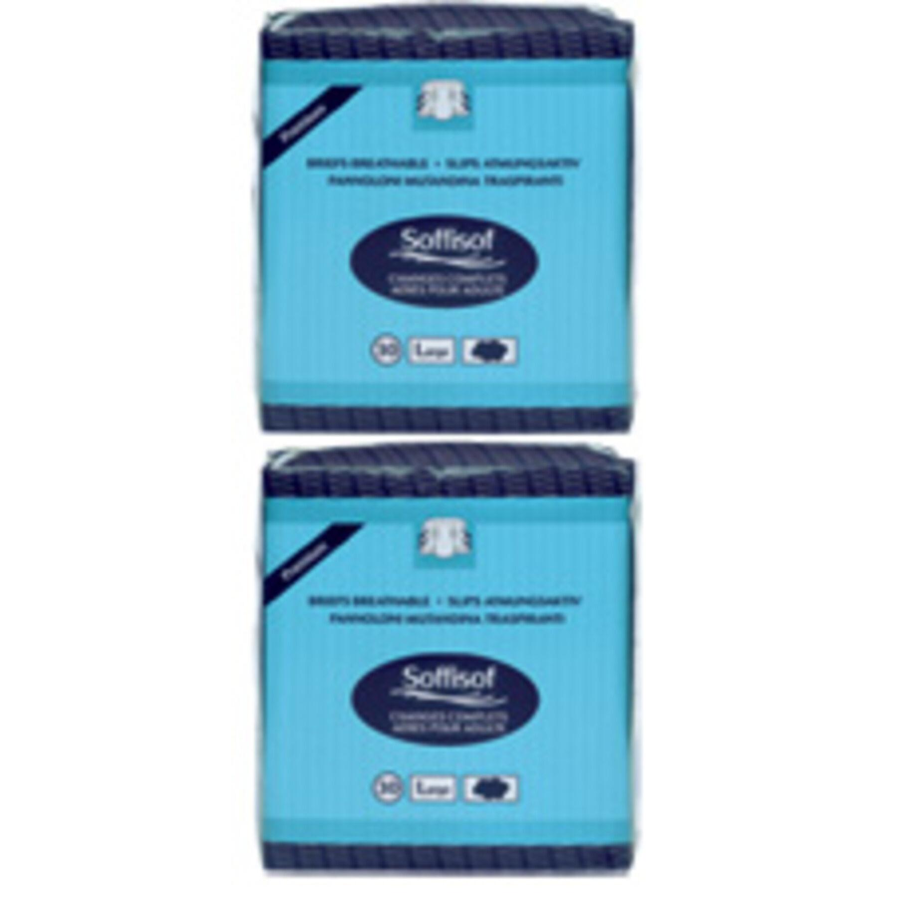 SILC SpA Pannolone per incontinenza a mutandina per adulto soffisof farm medium 30 pezzi