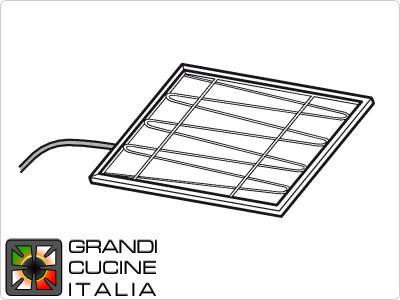 Bertos Grandicucineitalia.it - Attrezzature per ristorazione - Kit riscaldamento vani neutri - Cod. KRV - Bertos
