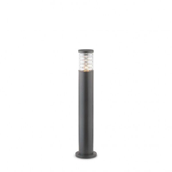 ideal lux tronco pt1 big - luce da giardino - antracite
