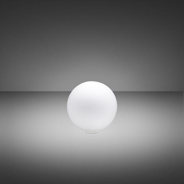 fabbian lumi sfera tl s - bianco