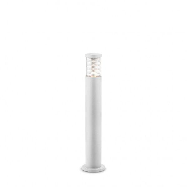 ideal lux tronco pt1 big - luce da giardino - bianco