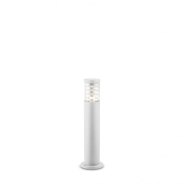 ideal lux tronco pt1 small - luce da giardino - bianco