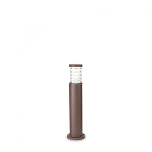 ideal lux tronco pt1 small - luce da giardino - marrone