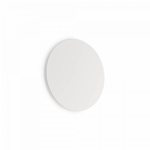 ideal lux cover ap1 led round s - bianco