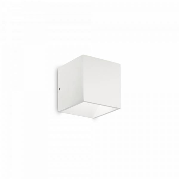 ideal lux rubik ap1 led s - bianco