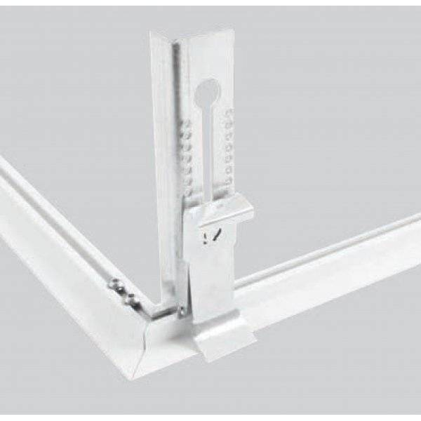 i-LèD Edith-M Single cable self-supporting kit 98406 - Bianco